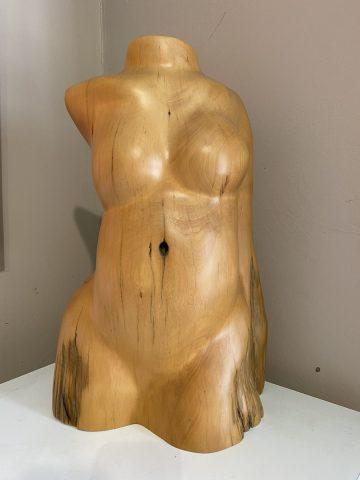 Huon Pine Torso